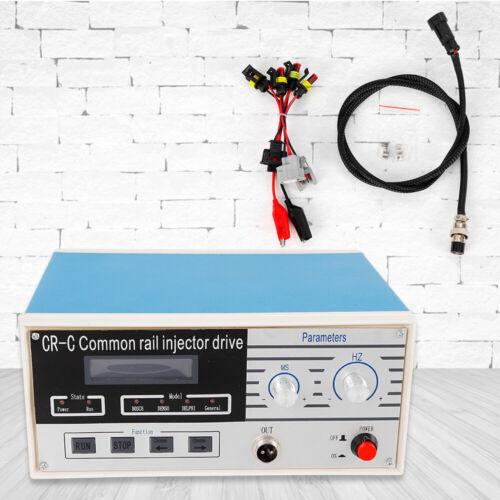 Common Rail Multifunction CR-C Diesel Injecteur de testeur outil LCD Screen 220 V