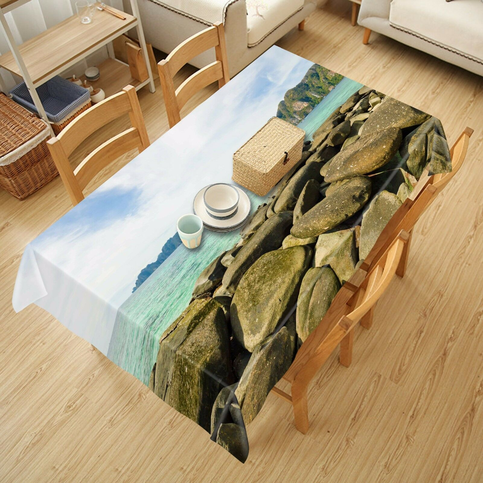 3D Sky stone99 Tablecloth Table Cover Cloth Birthday Party Event AJ WALLPAPER AU