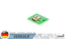 Mini USB auf 2,54mm Breadboard-Adapter für Arduino Prototyping