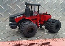 1/64 ERTL custom 620 case ih steiger 4wd tractor w/ standi firestone farm toy