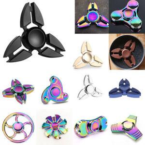 Hand-Spinner-Fidget-Toy-EDC-ADHD-Focus-Ultra-Durable-High-Speed-Ceramic-Bearing