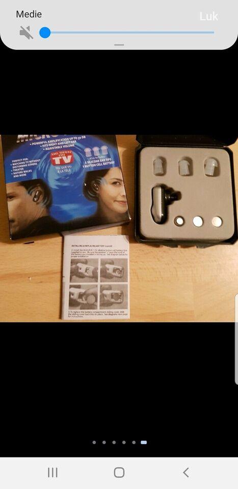Høreapparat, Billige høreapparater til salg