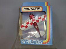 "Matchbox ""cielo Buster"" modelo No.SB2 ""Pitts"" especial aviones VN MIB"