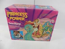 SEALED PRINCESS OF POWER SEA HARP VEHICLE MISB 1985 MATTEL SHE-RA MOTU HE-MAN