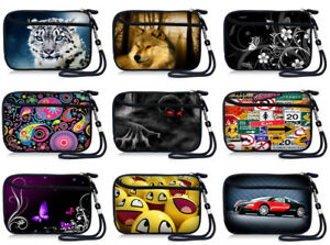 Pattern-Carry-Case-Strap-Bag-Cover-Pocket-Pouch-for-Nikon-Coolpix-Digital-Camera
