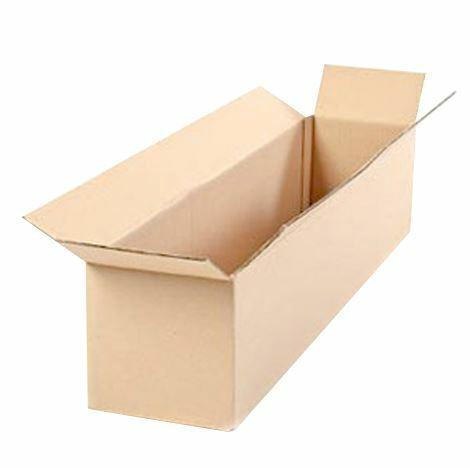 30x Boîte//500x150x150 carton einwellig langkarton 1 ondulés