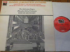 ASD 2584 Handel Coronation Anthems / Menuhin
