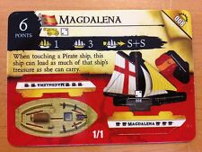 Pirates Rise of the Fiends #008 Magdalena Pocketmodel CSG NrMint-Mint