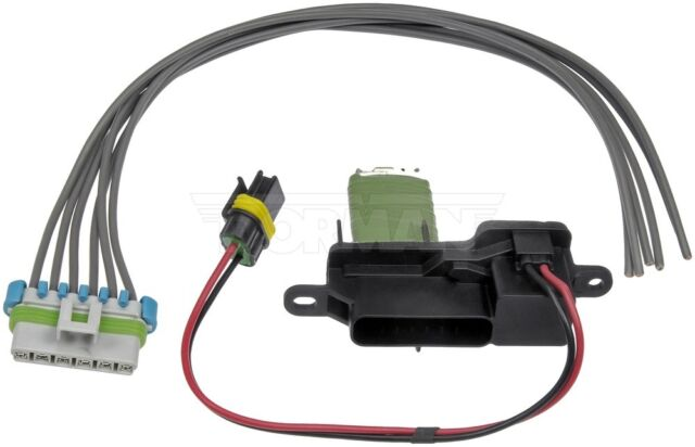 HVAC Blower Motor Resistor Kit Dorman 973-422