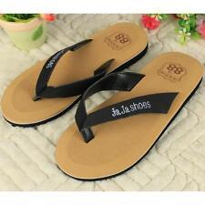 Man Flip-flops Slippers Men Beach Sandals Summer Indoor Outdoor Home Slippers M1