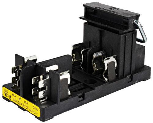 Coleman Disconnect Fuse Box 2-60 AMP S1-3500-3281