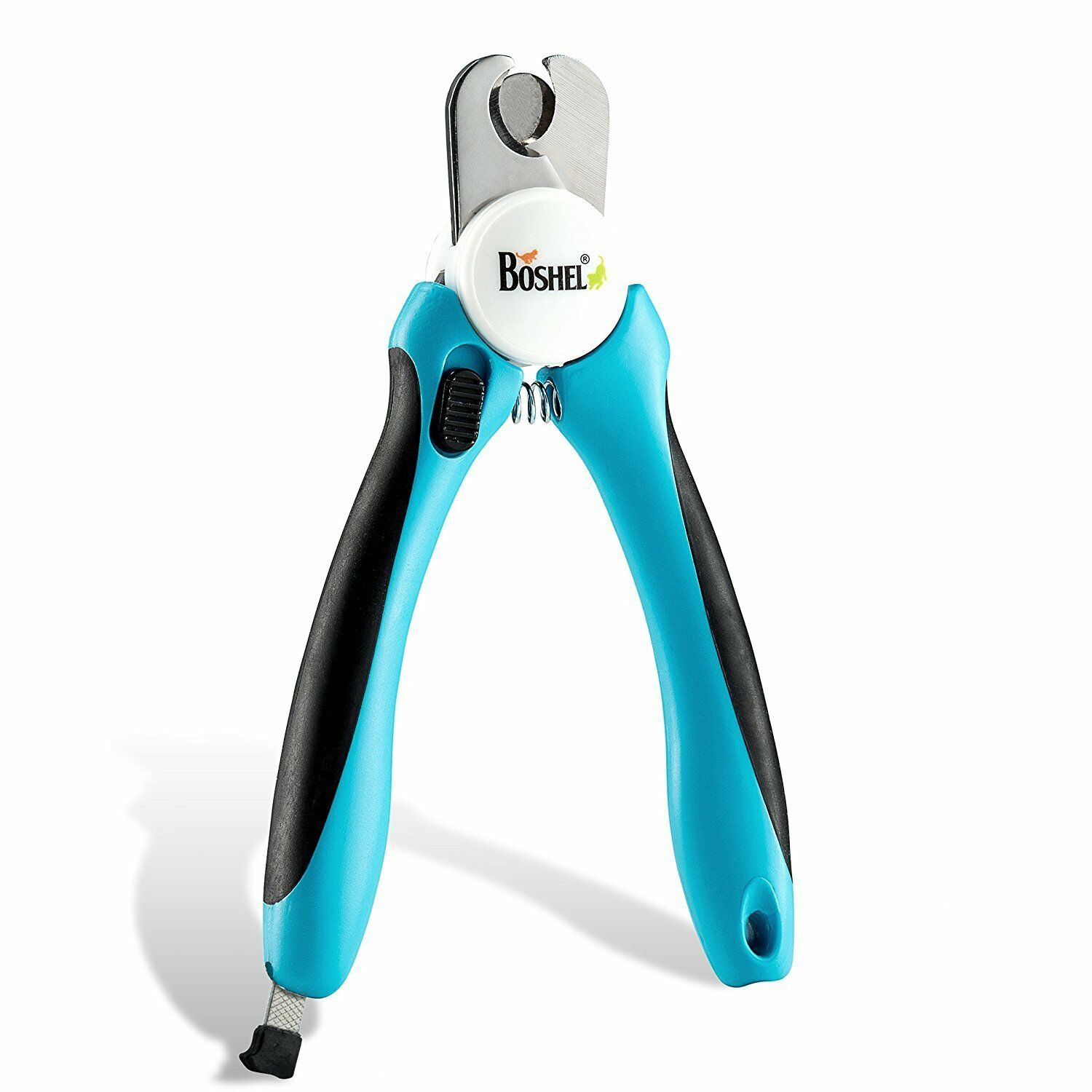 Dog Nail Clippers and Trimmer By Boshel With Safety Guard