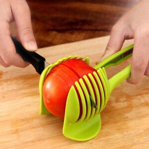 Coupe Tomate Citron Poire Trancher Coupe Légume Fruits Ustensile Outil de Cuisin