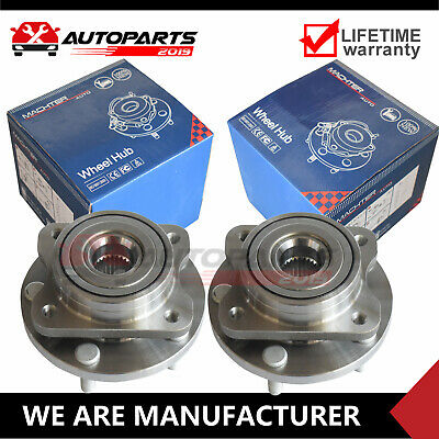 Wheel Hub and Bearing For 1996-2007 Grand Voyager Caravan Town /& Country Front