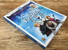 Frozen Disney Movie Blu-ray DVD 2014 2-Disc Set NO Digital Copy Cartoon ICE