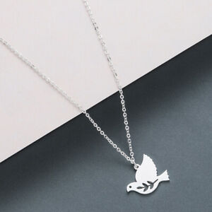 Fashion Beautiful Silver Branches Chain Necklace Unique Best Gift Health & Beauty