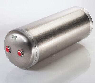 Ausdauernd Druckluftbehälter Aluminium – Art.-nr.134403 SorgfäLtige Berechnung Und Strikte Budgetierung