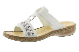 Ladies Rieker 628M6 Mule Sandals