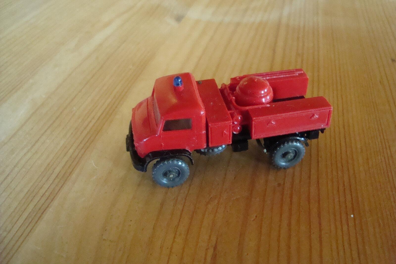 Wiking Mercedes Benz Feuerwehr 604   2 a
