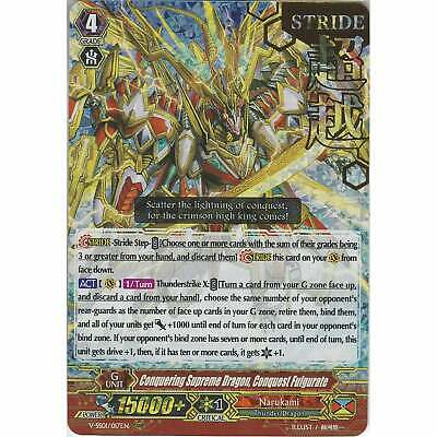 Sharp Points of Breakdown Vandal Sharp GOLD HOT STAMP V-SS01//044EN RR CFV Card