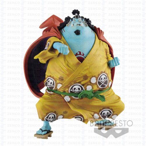 One Piece King of Artist Jinbe PVC figure Banpresto 100/% authentic