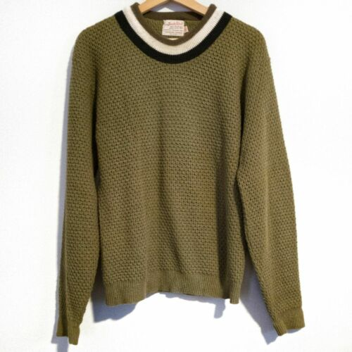 Vintage Wool Sweater from Rugby Knitting Mills, Si