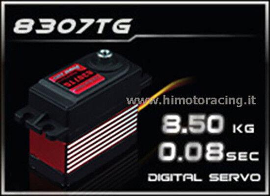 HD-8307TG Servo Digitale  8.5Kg energia HD-8307TG con ingranaggi in titanio  vendita online
