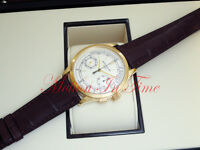 Patek Philippe 5170J-001 18kt Yellow Gold Chronograph Silver Dial Complete B&P