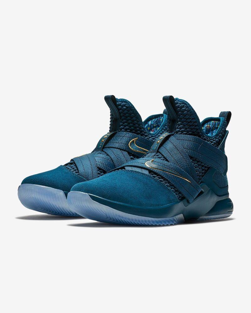 Nike Lebron James Soldier 12 XII 12 Soldier SFG Basketball Sneaker Homme Lifestyle Chaussures Chaussures de sport pour hommes et femmes e44c57