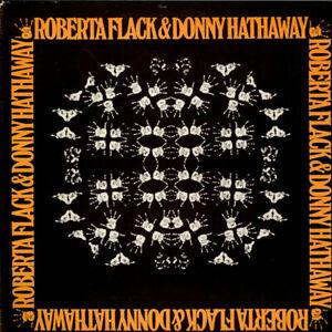 Roberta-Flack-amp-Donny-Hathaway-Roberta-Flack-Vinyl-LP-1972-US-Original