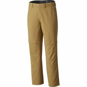 c22b6d6d6d Image is loading Mountain-Hardwear-Men-039-s-Castil-Convertible-Pant-