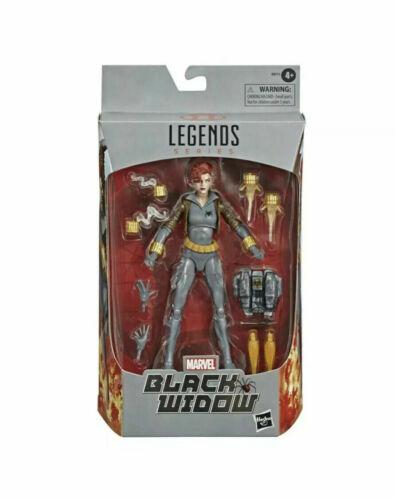Hasbro Marvel Legends Black Widow Gray Costume Exclusive Précommande