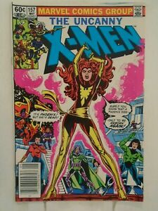 Uncanny-X-Men-157-VF-8-5-Phoenix-Returns-Imperial-Guard-Starjammers