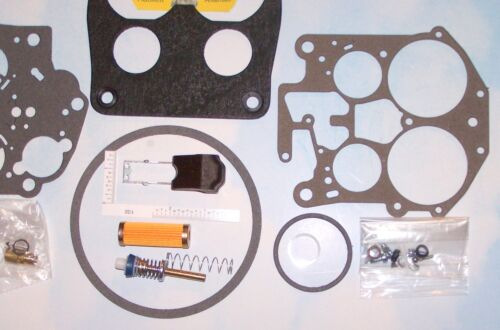"Rochester Quadrajet Carburetor Kit Float Filter 78-80 Pontiac 301/"""