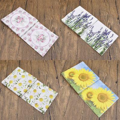 Ambiente Sunflowers 5 Servietten