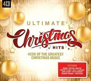 Various-Ultimate-Christmas-Hits-NEW-CD