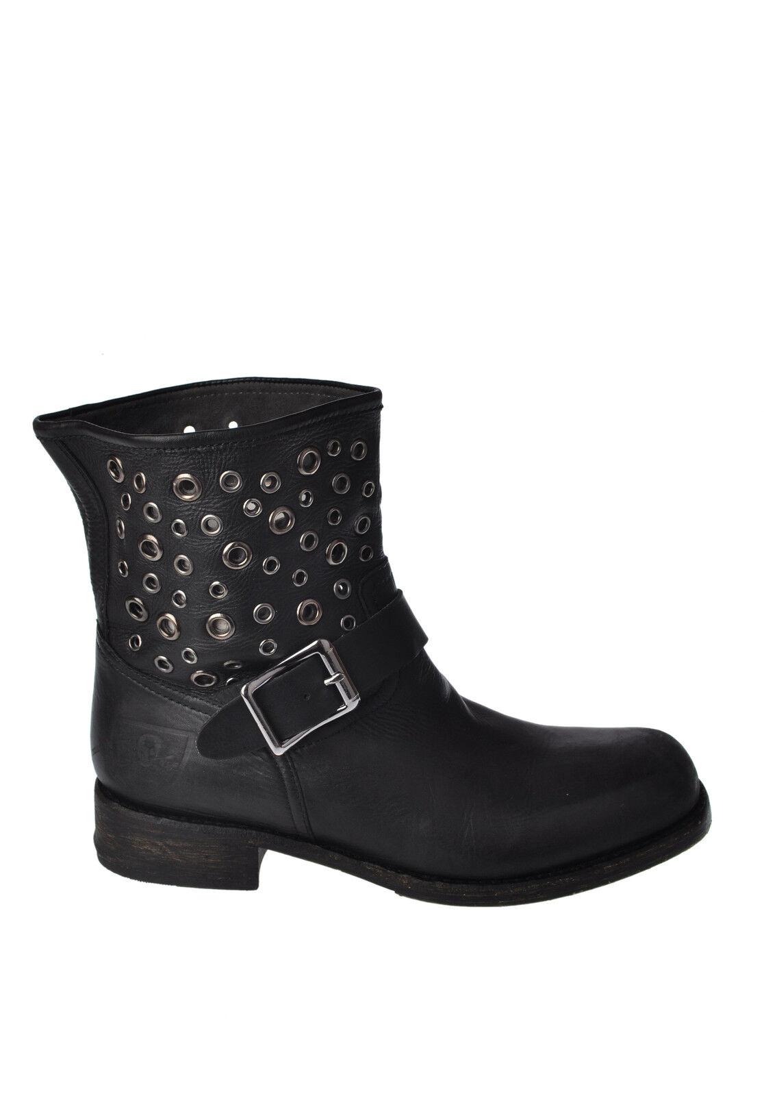 negozio outlet Mr Mr Mr Wolf  -  Ankle stivali - Female - nero - 3300519A185102  in cerca di agente di vendita