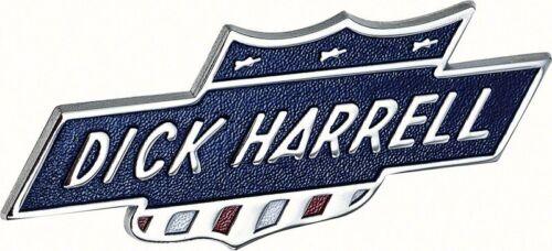 68 69 70 71 72 Camaro Dick Harrell Shield Emblem