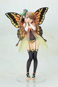 (W_1886)1/6 Innocent Fairy Freesia Unpainted Resin Figure Kit
