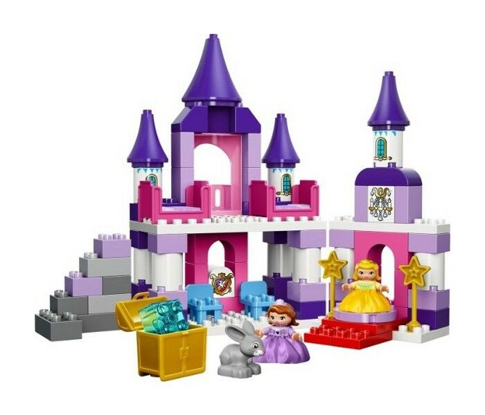 LEGO 10595 - Duplo - Sofia the First: Sofia the First Royal Castle - NO BOX
