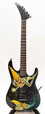 Dean Custom Space Angels Electric Guitar W/ Floyd Rose & Seymour Duncan Pickup