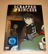 DVD - Scrapped Princess - Vol. 5 - Episoden 17 - 20 - Manga - Deutsch - Neu OVP