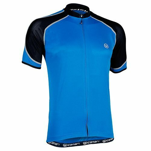 CANARI BREAKAWAY CYCLING JERSEY NWT NWT NWT  Herren LARGE  80 a40380