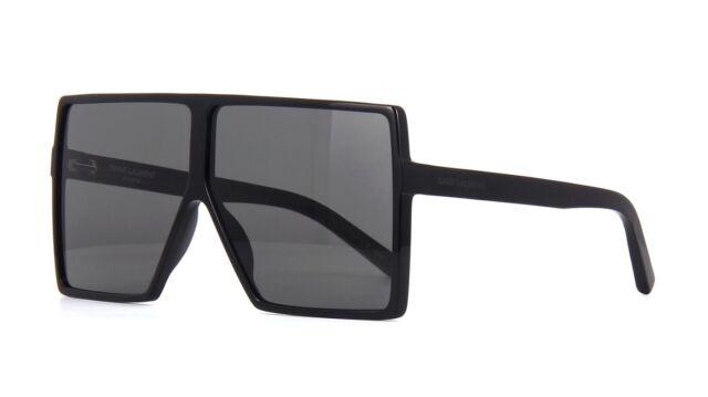 Occhiali da Sole Yves Saint Laurent SL 183 BETTY S nero grigio  001