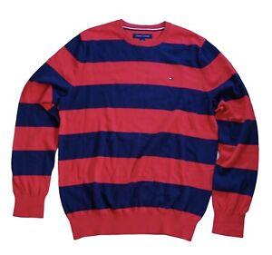 Sizes//Colors NWT Tommy Hilfiger Mens Long Sleeve Crew Sweatshirt