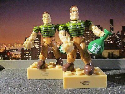 2011 Marvel Mega Bloks Series 3 Blind Bag Sandman Common Wave 1 Retired