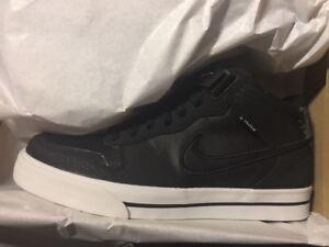 Stiefel 6 Mid Black Schwarz Nike Neu 39 High 5 Sellwood Boot 005 386452 Ac Nosotros Gr gnXHqT