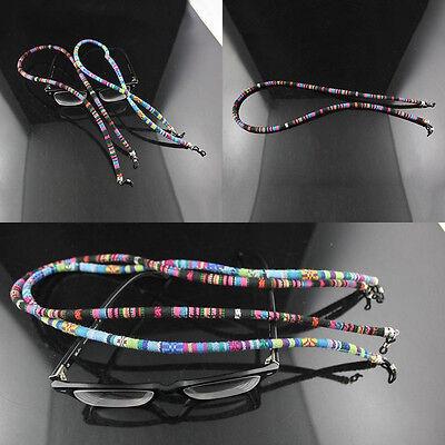 Adjustable Sunglasses Neck Cord Strap Eyeglass Glasses String Lanyard HolderBlue