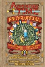 The Adventure Time Encyclopaedia (Encyclopedia): Inhabitants, Lore, Spells, and
