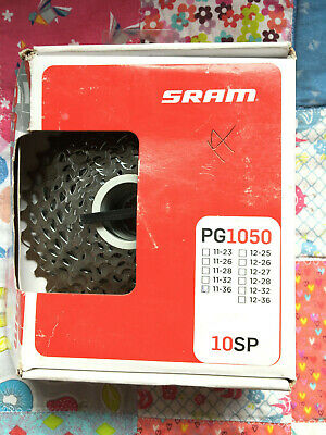 Sram Apex PG-1050 10 Speed Bicycle Sprockets Cassette RRP £61.99